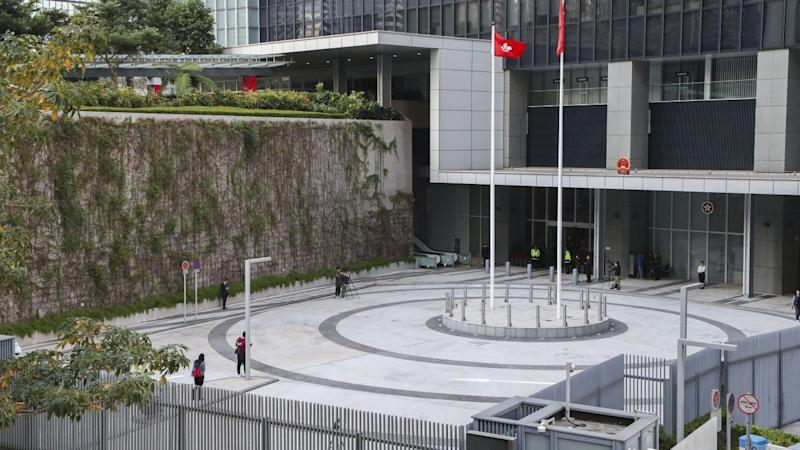 Hong Kong government wins appeal over limiting access to 'Civic Square'
