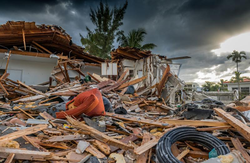 A mid-term report card of natural disasters that broke records in 2020