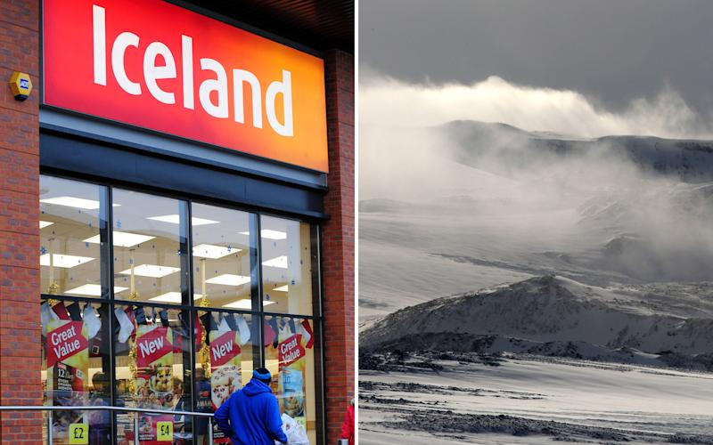 The Icelandic government launched a lawsuit against the British supermarket in a bid to make the chain give up its name - PA Wire