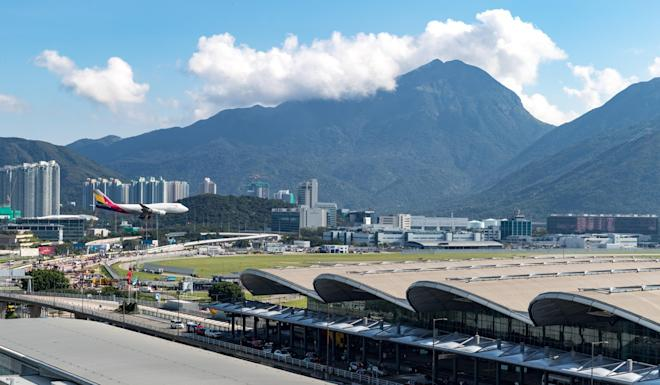 Hong Kong's airport handled nearly 75 million travellers in 2018. Photo: SCMP Pictures