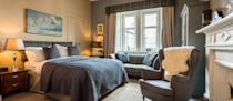 """<p>Just a five-minute drive from the shores of Loch Lomond, this luxury B&B has a location to match its stylish interiors. The decor at <a href=""""https://go.redirectingat.com?id=127X1599956&url=https%3A%2F%2Fwww.booking.com%2Fhotel%2Fgb%2Fno-20-boutique-b-amp-b-helensburgh.en-gb.html%3Faid%3D1922306%26label%3Dluxury-bed-breakfast&sref=https%3A%2F%2Fwww.goodhousekeeping.com%2Fuk%2Flifestyle%2Ftravel%2Fg34889859%2Fluxury-bed-and-breakfast%2F"""" rel=""""nofollow noopener"""" target=""""_blank"""" data-ylk=""""slk:No.20"""" class=""""link rapid-noclick-resp"""">No.20</a> is modern but gives nod to its Victorian heritage, and cosy sheepskin rugs and checked fabrics reference the area. </p><p>Be greeted with freshly-baked goods and prepare to explore the natural beauty of the surrounding area, like the Trossachs National Park.</p><p><a class=""""link rapid-noclick-resp"""" href=""""https://go.redirectingat.com?id=127X1599956&url=https%3A%2F%2Fwww.booking.com%2Fhotel%2Fgb%2Fno-20-boutique-b-amp-b-helensburgh.en-gb.html%3Faid%3D1922306%26label%3Dluxury-bed-breakfast&sref=https%3A%2F%2Fwww.goodhousekeeping.com%2Fuk%2Flifestyle%2Ftravel%2Fg34889859%2Fluxury-bed-and-breakfast%2F"""" rel=""""nofollow noopener"""" target=""""_blank"""" data-ylk=""""slk:CHECK AVAILABILITY"""">CHECK AVAILABILITY</a></p><p><strong>We want to help you stay inspired. Sign up for the latest travel tales and to hear about our favourite financially protected escapes and bucket list adventures.</strong></p><p><a class=""""link rapid-noclick-resp"""" href=""""https://hearst.emsecure.net/optiext/optiextension.dll?ID=Mf2Mbm2t6kFIB2qaqu7QV5QAIooPPMrcO%2BU6d2SmsL4zpSgeyQIbzx5P9sbmxMKLhPooFIrsXaC2MY"""" rel=""""nofollow noopener"""" target=""""_blank"""" data-ylk=""""slk:SIGN UP"""">SIGN UP</a></p>"""