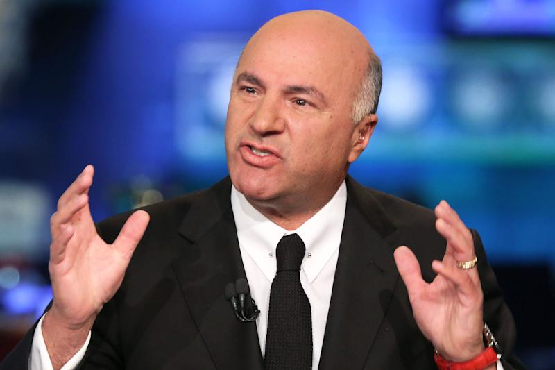 The No. 1 lesson 'Shark Tank' star Kevin O'Leary learned after being fired from his first job