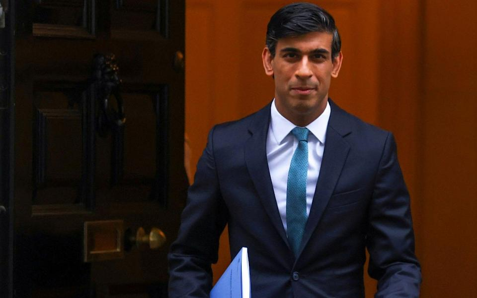 Rishi Sunak's March 3 budget is expected to focus on job creation and stimulating the economy - Simon Dawson/Reuters