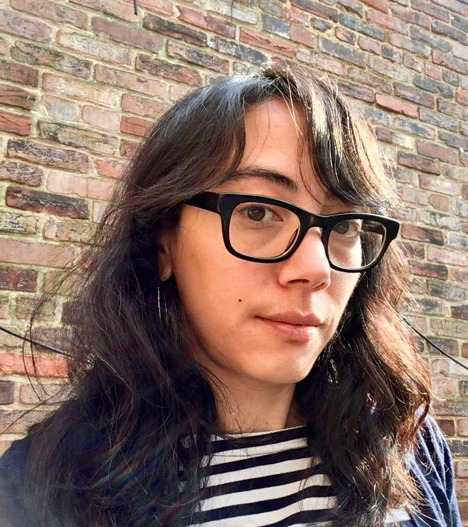 Zinester Lauren Jade Martin said zines have long been a way for marginalized communities to share their stories, spread information, build community and organize movements.