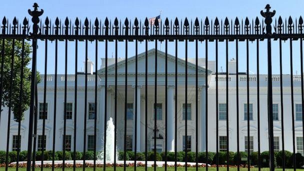PHOTO: The fence surrounding the White House on Pennsylvania Avenue in Washington, Friday, May 24, 2019. (AP Photo/Susan Walsh)