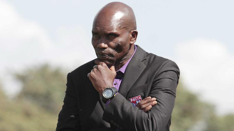 Posta Ranger coach Sammy 'Pamzo' Omollo finding it hard adjuring to new KPL calendar