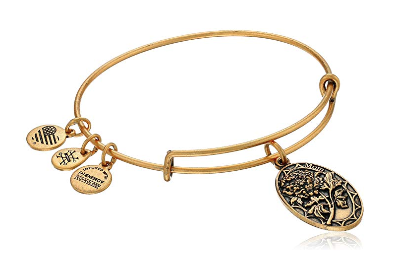 "<p><strong>Alex and Ani</strong></p><p>amazon.com</p><p><a href=""http://www.amazon.com/dp/B01FS5WUYU/?tag=syn-yahoo-20&ascsubtag=%5Bartid%7C10050.g.5116%5Bsrc%7Cyahoo-us"" rel=""nofollow noopener"" target=""_blank"" data-ylk=""slk:SHOP NOW"" class=""link rapid-noclick-resp"">SHOP NOW</a></p><p>Mom can be reminded of your love every time she wears this bracelet.</p>"