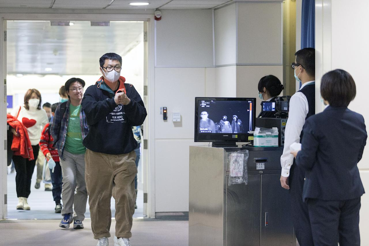 The previously unknown virus has caused alarm because of its similarity to SARS (Severe Acute Respiratory Syndrome), which killed hundreds across mainland China and Hong Kong in 2002-2003.