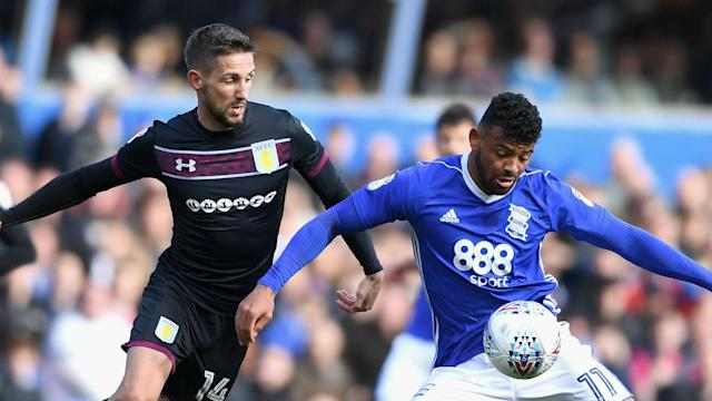 Villa Park is the venue for the Birmingham derby clash as Steve Bruce's men lock horn with Steve Cotterill's cross-town rivals