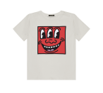 """<p><strong>Talentless</strong></p><p>talentless.co</p><p><strong>$48.00</strong></p><p><a href=""""https://talentless.co/collections/men-tees/products/mens-keith-haring-three-eyed-face-premium-tee"""" rel=""""nofollow noopener"""" target=""""_blank"""" data-ylk=""""slk:Shop Now"""" class=""""link rapid-noclick-resp"""">Shop Now</a></p><p>Add one more unique graphic to his growing T-shirt collection.</p>"""