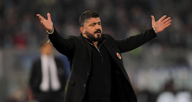 The right-back lauded the manager's impact since he stepped in for Vincenzo Montella in November