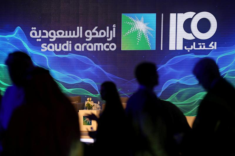 Saudi Aramco shares jump maximum 10% on stock market debut