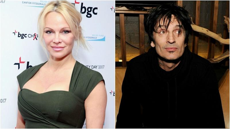 Pamela Anderson Says Son Brandon Is 'More' of an Adult Than Ex Tommy Lee After Their Altercation (Exclusive)