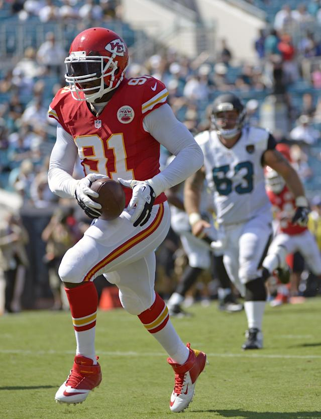 Chiefs score early, dominate Jaguars in 28-2 win