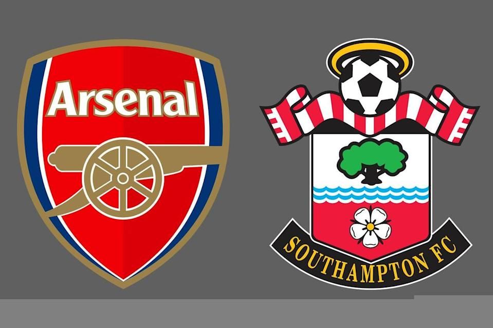 Arsenal-Southampton