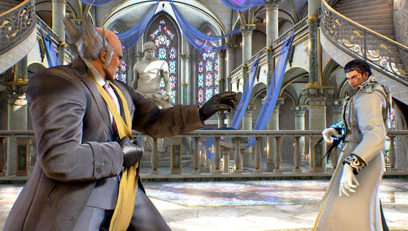 Tekken 7's story mode shakes things up. (Bandai Namco)