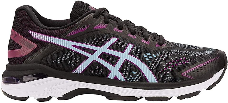 <p>Ideal for high-impact activities, these <span>ASICS GT-2000 7 Running Shoes</span> ($90) feature a gel cushioning that helps absorb shock for a smoother workout. If you like more bounce in your stride, these are for you.</p>