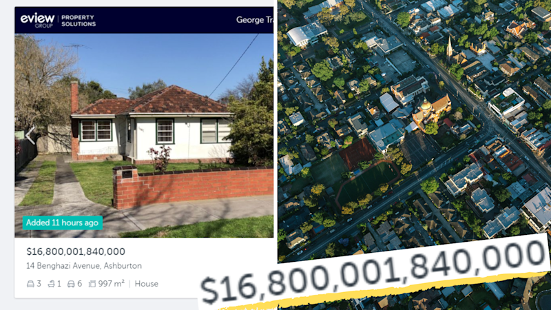 For a time, this house was most expensive property in Australia, hands down. (Source: Reddit/mel_boo_bah/realestate.com.au, Getty)