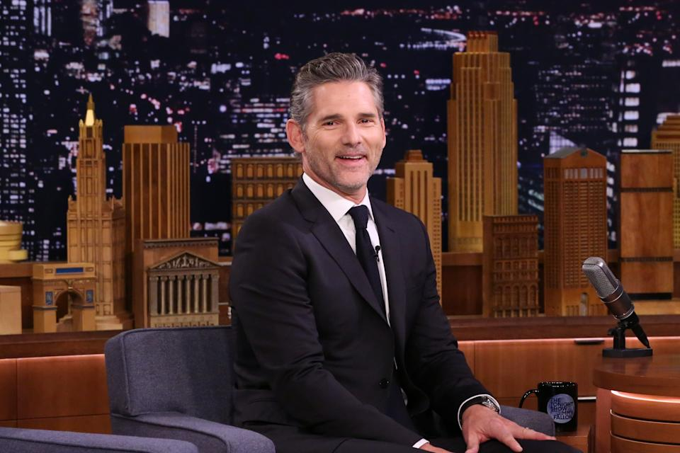 Actor Eric Bana during an interview on November 15, 2018 on THE TONIGHT SHOW STARRING JIMMY FALLON Episode 0962