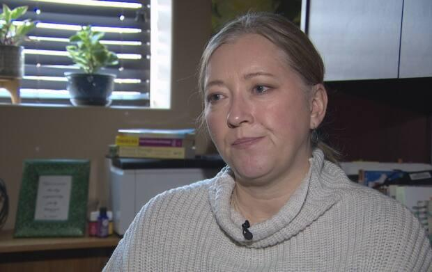 Lisa Miller, Regina Sexual Assault Centre executive director, says her organization sees a lot of people who don't report assaults to the police. (CBC - image credit)