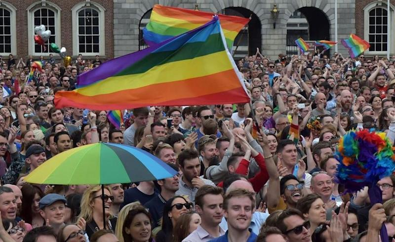 Australia will not be following Ireland's lead on marriage equality anytime soon. Photo: Getty