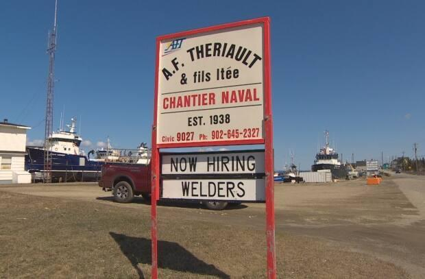 A.F. Theriault & Son is a 70-year-old family-owned business that builds a wide range of vessels.