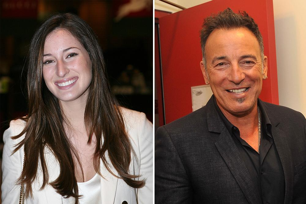 Bruce Springsteen's daughter, Jessica, has taken a much different path. She recently bought a gold medal-winning Olympic horse and hopes to compete in the 2016 Games.