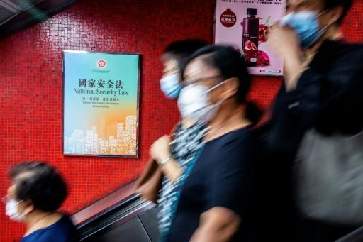 Even as word filtered out that the national security law had been approved, Hong Kongers remained in the dark about its contents and what might now constitute a crime