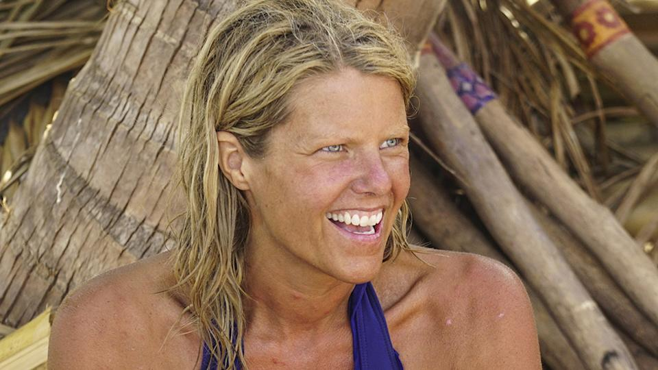 Survivor star Sunday Burquest has passed away at the age of 50 following a second battle with cancer. Photo: Getty