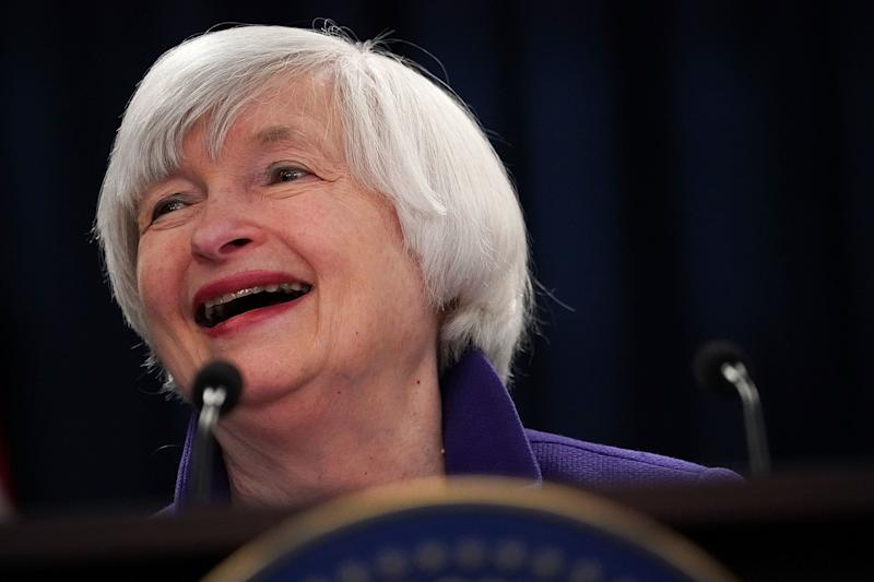 Former Federal Reserve Chair Janet Yellen is one of the world's most well-known female economists. More women are needed in the field.