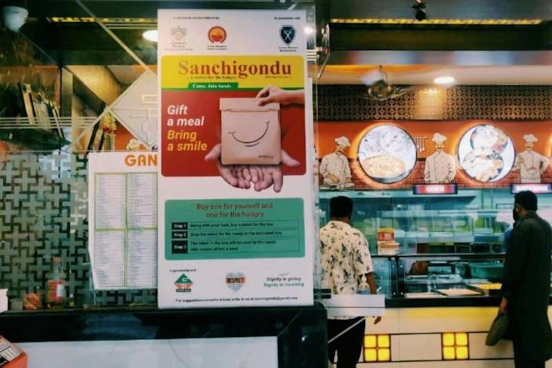 Sanchigondu: Bengaluru's Hotelier Community Comes Together to 'Gift' Free Meals to the Needy