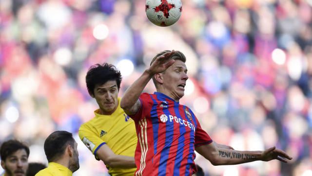 <p>The Swedish international has been at CSKA Moscow since 2011, having previously spent time in Holland with AZ Alkmaar. </p> <br><p>He has proven to be a key player for the Russians, helping them to the Premier League title three times in four seasons as well as a Russian Cup in 2013. </p>
