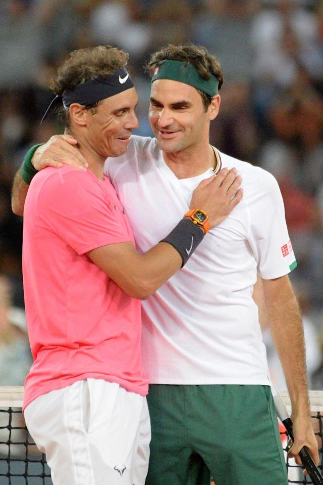 Rafael Nadal And Roger Federer Are Not Competing In The 2020 U S Open
