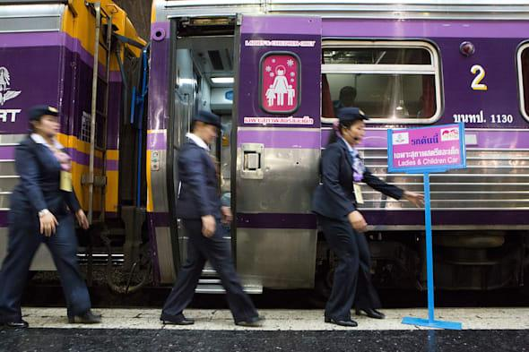 Thailand Introduces Women Only Train Carriages Following Rape Incident