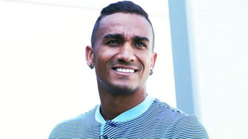 Danilo joins City from Madrid, providing versatility at back