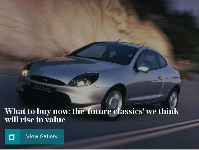 What to buy now: the 'future classics' we think will rise in value