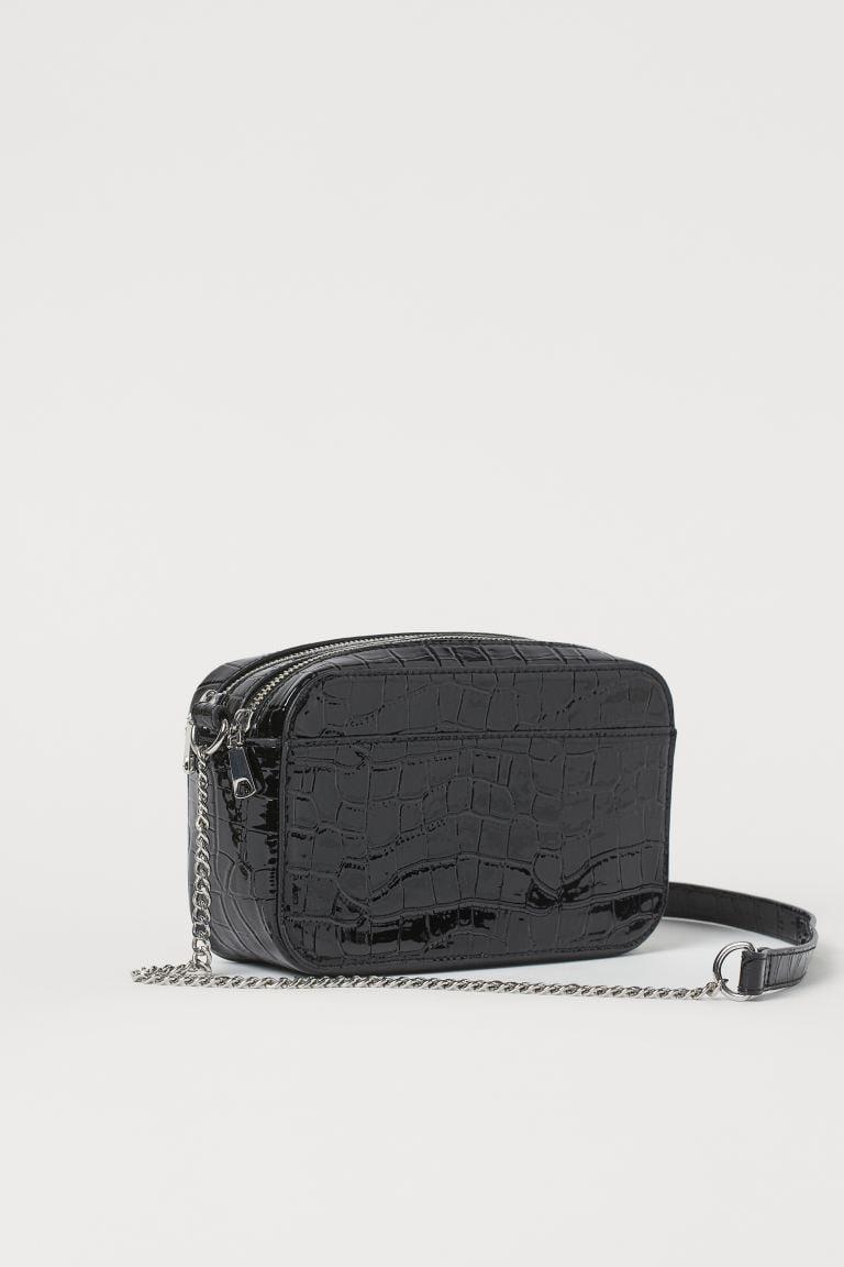 <p>You can't go wrong owning this classic <span>H&M Small Shoulder Bag</span> ($18).</p>