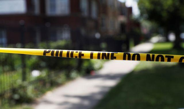 Doctors safely deliver baby after heavily pregnant woman shot and killed on a porch in Chicago
