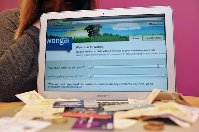 Wonga optimistic despite £37m loss