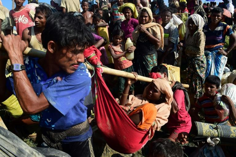 Dhaka has made clear it wants the Rohingya refugees to return to Myanmar and is in talks with the government about taking them back
