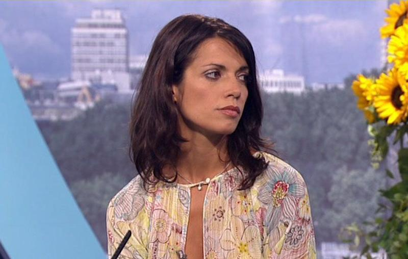 The Wheel Of Fortune assistant was finally given a break from turning around letters on a board in 2004, when she joined the Loose Women panel for a year.