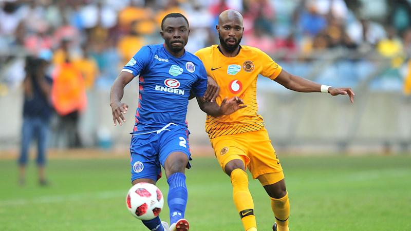 Ramahlwe Mphahlele: Kaizer Chiefs must get stuck into Black Leopards
