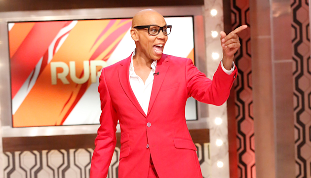 RuPaul talk show goes no further