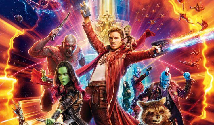 Marvel's Guardians of the Galaxy sequel gets a great debut - Credit: Marvel