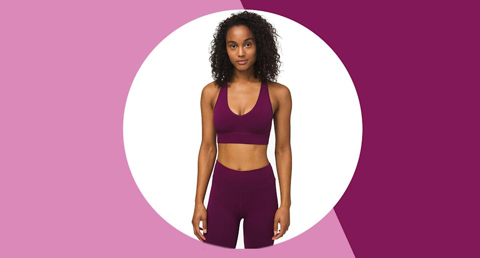 Here are the best deals to shop in LuluLemon's Black Friday sale. [Photo: Yahoo Style UK]