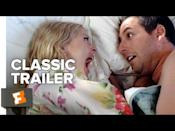 "<p>When Henry (Adam Sandler), a womanising frat-boy, meets Lucy (Drew Barrymore) he realises he has found someone special. The only problem? Her brain injury means she wakes up every day with no memory of what happened before her accident. </p><p>The film follows Henry's varied — and often whacky — attempts at reminding Lucy who he is and that he loves her. </p><p><a href=""https://www.netflix.com/browse"" rel=""nofollow noopener"" target=""_blank"" data-ylk=""slk:Available on Netflix"" class=""link rapid-noclick-resp"">Available on Netflix </a></p><p><a href=""https://www.youtube.com/watch?v=Q_2AbjYeSMI"" rel=""nofollow noopener"" target=""_blank"" data-ylk=""slk:See the original post on Youtube"" class=""link rapid-noclick-resp"">See the original post on Youtube</a></p>"