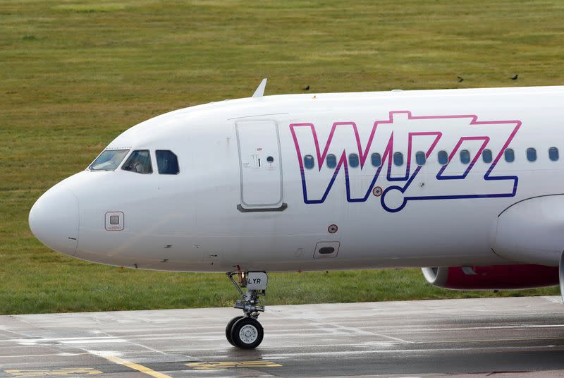 Wizz Air expands in western Europe as crisis brings opportunities