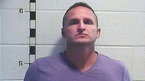 PHOTO: Former Louisville Metro Police Officer Brett Hankison is pictured in a booking photo released by the Shelby County Detention Center in Kentucky on Sept. 23, 2020. (Shelby County Detention Center)