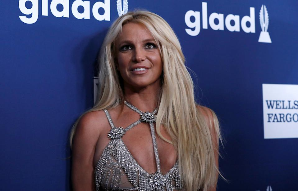 "Jamie Spears says he's protecting Britney ""against those with self-serving interests."""