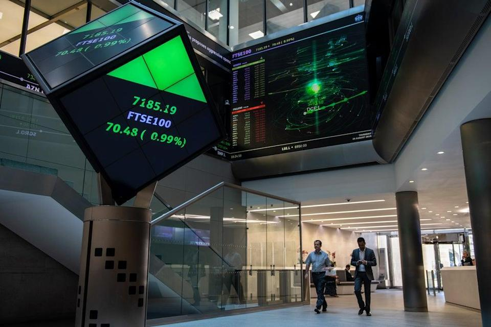 Shares in Ultra Electronics declined on Thursday morning (Getty Images)